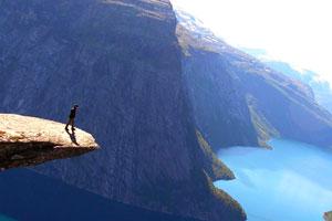 страх от високо