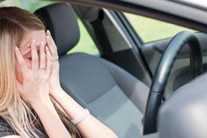 страх от шофиране