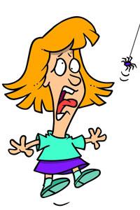 страх от паяци