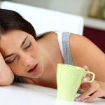 умора, отпадналост и сънливост
