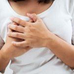 болки в гърдите при дишане