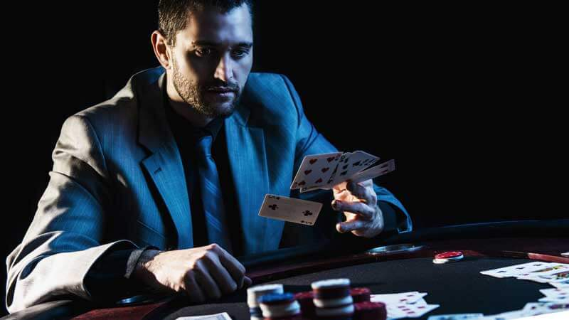 пристрастяване към хазарта