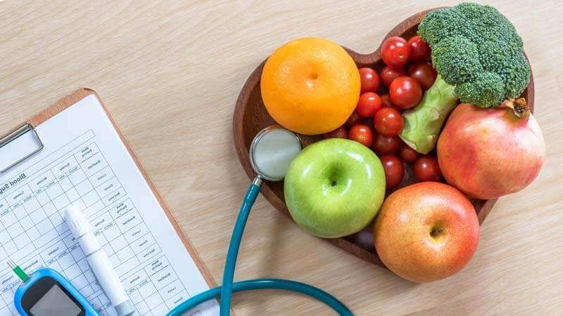 диета при висок холестерол