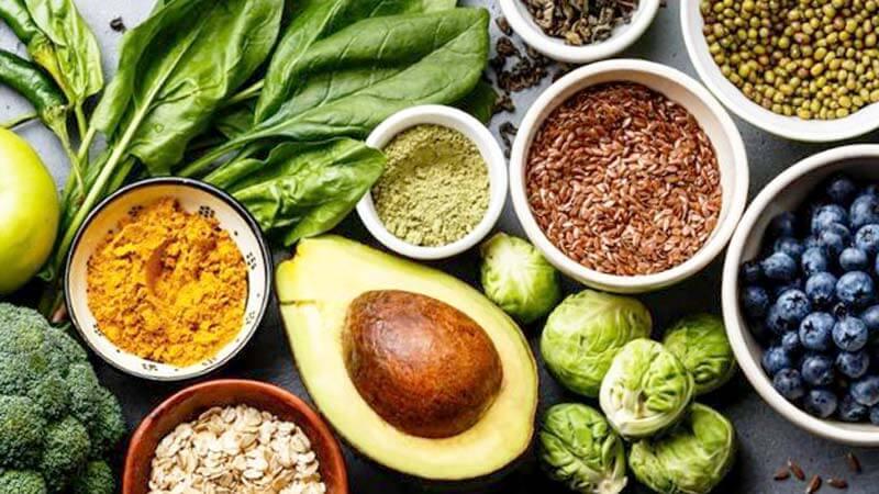 източници на антиоксиданти