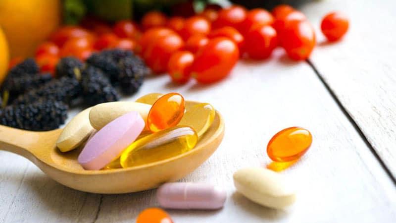 витамини под формата на таблетки